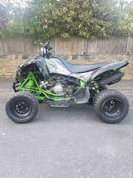 kawasaki kfx 700 auto off road 2005 not a raptor ltz 400 ltr 450