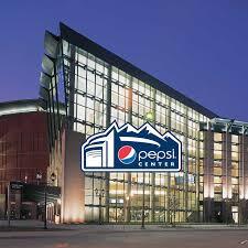 Pepsi Center Map Pepsi Center Altitude Tickets
