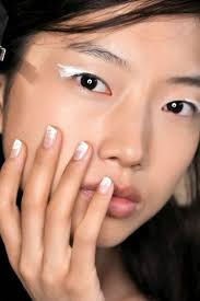 breathe new life into classic french manicure with these simple
