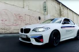 bmw comercial bmw m2 commercial is confusing