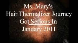 hair thermalizer alisha davis viyoutube com