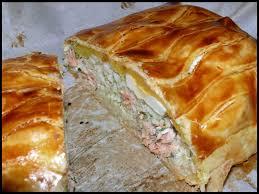 cuisine russe recette koulibiac recette russe la tambouille des frangines
