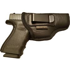 amazon com iwb gun holster by houston eco leather concealed