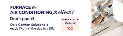 Comfort Solutions Heating Cooling Obie Heating And Air Conditioning Framingham Best Hvac Company