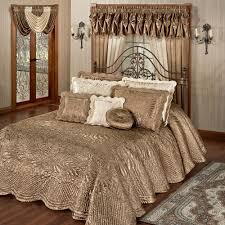 Gold Quilted Bedspread Oversized Bedspreads For Master Bedroom Bedspreadss Com