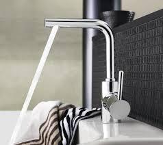 Grohe Single Hole Bathroom Faucet Washbasin Mixer Tap Chromed Metal Bathroom 1 Hole Essence
