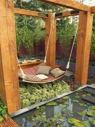 Backyard Cing Ideas For Adults Cozy Outdoor Lounging Spaces Swings Backyard And Yards