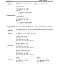 Free Acting Resume Template Download Printable Resume Examples Resume Example And Free Resume Maker