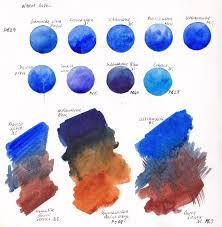 Blue Color Palette by Jane Blundell Artist Designing My Palette