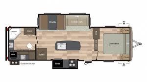 Springdale Rv Floor Plans Keystone Springdale 287rb Travel Trailer For Sale