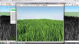 tutorial sketchup autocad sketchup grass tutorial sketchup vray pinterest grasses