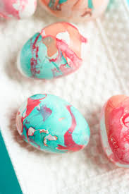 ceramic easter eggs diy marbled ceramic easter eggs design improvised