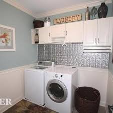 Laundry Room Cabinets With Hanging Rod Laundry Room Cabinets Hanging Rod Design And Ideas