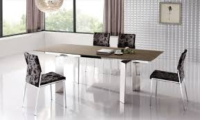 scratch resistant dining table brown stain scratch resistant glass top modern dining table