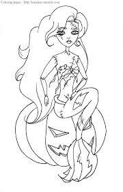 Disney Coloring Pages Halloween by Disney Princess Halloween Coloring Pages U2013 Festival Collections