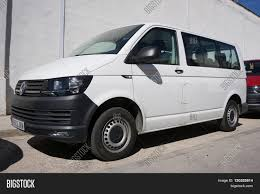 volkswagen van 2015 valencia spain march 3 2016 image u0026 photo bigstock