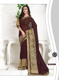 sari mariage les 58 meilleures images du tableau lehenga saree sur