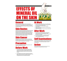 Not Contaminated With Oil Washing by Effects Of Mineral Oil On The Skin 600mmx420mm Hentland