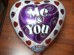 singing balloons delivery anagram foil sing a tune you me 3501