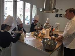 cours de cuisine boulogne billancourt stage cuisine enfants vacances de pâques le dôme traiteur