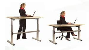 bureau motorisé ad flexiade bureau réglable en hauteur