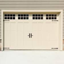 Overhead Door Appleton by 6 Piece Rustic Aspen Magnetic Garage Door Hardware Set Amazon Com