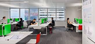 Office Interior Architecture Hong Kong