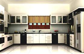 Interesting Simple Kitchen Interior Design India Cabinets L Shaped - Simple kitchen interior