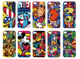 britto garden cool romero britto apple iphone 5 5s case soft white case design