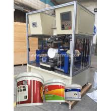 china paint pail heat transfer printing machine conical heat