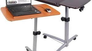 Rolling Stand Up Desk Single Tier Standing Desk Height Adjustable Desks Afcindustries