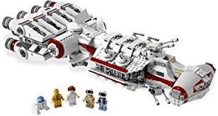 wars corellian corvette amazon com lego wars tantive iv 10198 toys