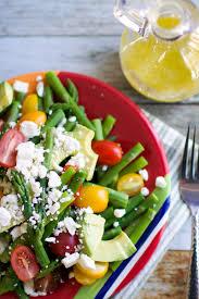 summer asparagus salad oh so delicioso