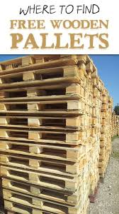 Wood Project Ideas Free by 25 Best Free Wooden Pallets Ideas On Pinterest Wood Projects