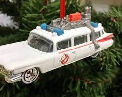 ghostbusters ornament etsy