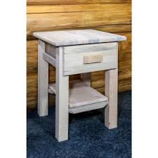 Unfinished Furniture Nightstand Baxton Studio Marquetterie French Provincial White Finished 2