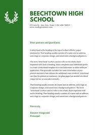 template of letterhead free letterhead templates sample