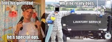 Swat Meme - air force memes humor he says he s spec ops but he s really swat