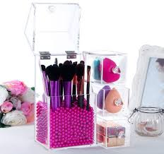6 affordable acrylic makeup organizers to tidy up your vanity