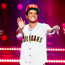 Bruno Mars Bruno Mars Performance At The 2017 Bet Awards Popsugar Entertainment