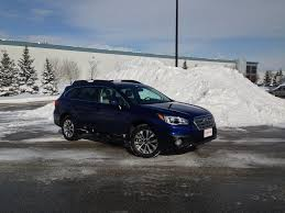 subaru legacy 2015 white how good is a subaru in the snow autoguide com news