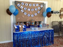 Cookie Monster Sweets Table Sesame Street Party Pinterest