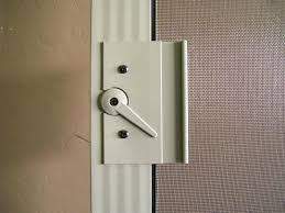 Patio Screen Door Repair Screen Door Locks Repair Sliding Patio Screen Doors Ca A To Z