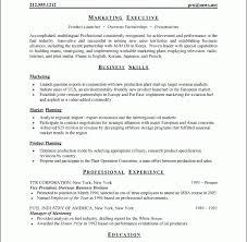 download standard resume template haadyaooverbayresort com