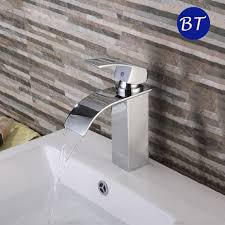 Waterfall Bath Faucets Waterfall Bathroomcet Parts Top Promotion Shop For Promotional