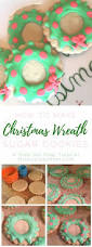 Decorating Christmas Wreath Cookies by The 25 Best Christmas Wreath Cookies Ideas On Pinterest No Bake