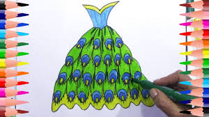 draw disney princess dresses barbie painting disney