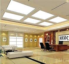 Lighted Ceiling Lighted Ceiling Panels 2 Pack Led Ceiling Panels Daylight