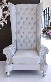 High Back Armchair Product Printer Friendly Page