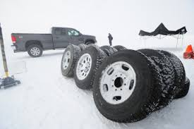 light truck tire reviews and comparisons the kings of cold pickup snow tire shootout